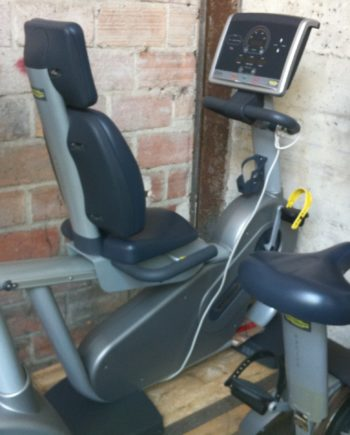 vélo semi-allongé Technogym Excite 500