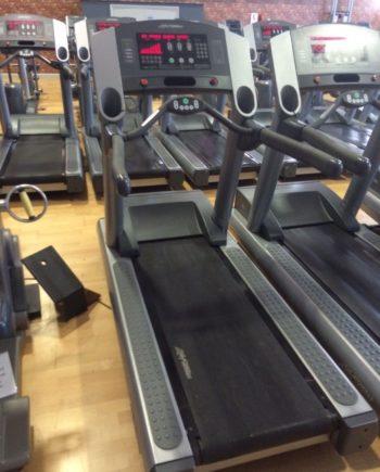 tapis de ciurse 95TI LIfe fitness