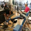 cuisse press Technogym Isotonic