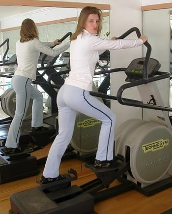 elliptique Technogym XT Rotex