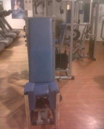abductuer Technogym Isotonic