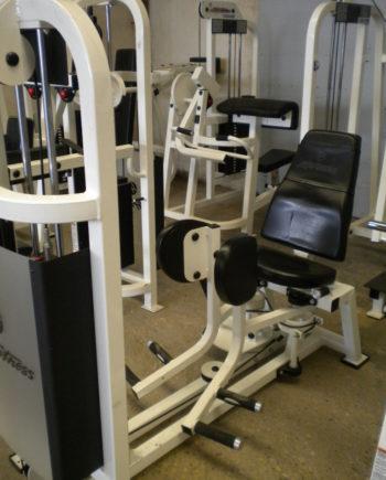 adducteur Life fitness Pro 1