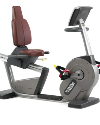 vélo semi-allongé Technogym New Excite