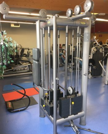 4 postes technogym selection
