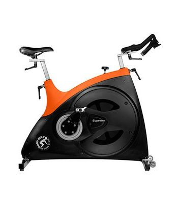 body bike supreme orange
