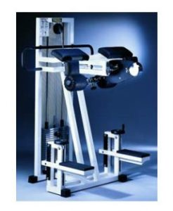 Fessiers glute technogym isotonic