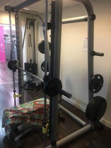 Smith machine technogym selection